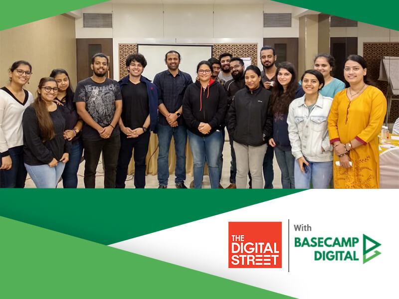 Training with The Digital Street