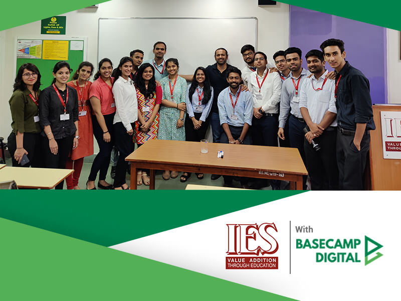 Training with IES MMS