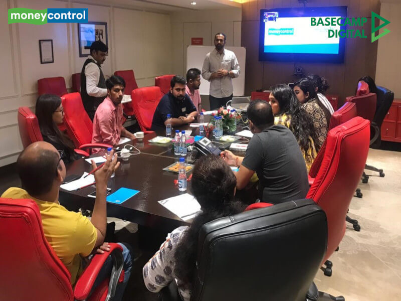 Training with Money Control