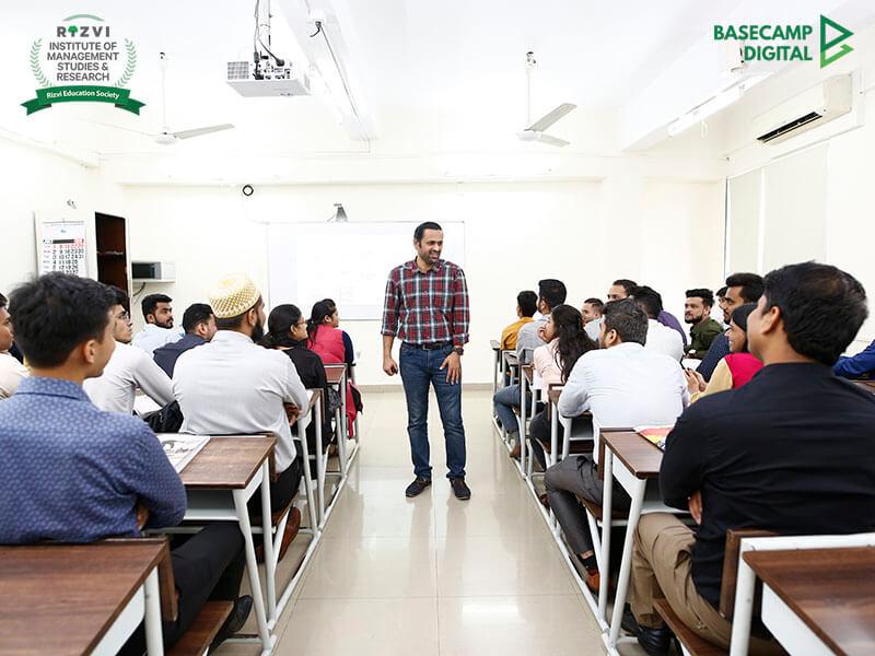 Lecture at Rizvi College