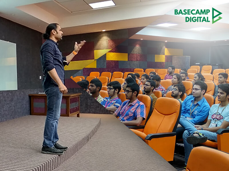 Workshop at Thakur College