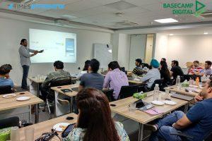 Digital Marketing Training at Times Internet- Pritesh Patel