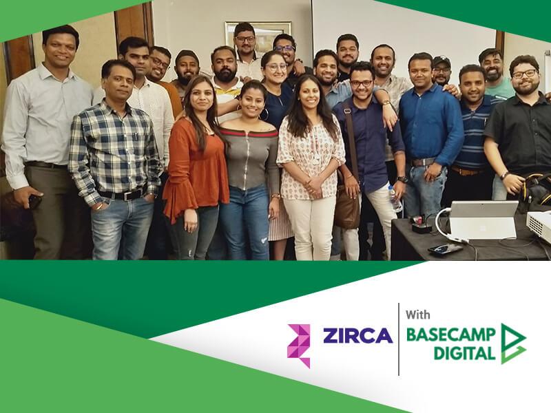 Training with Zirca