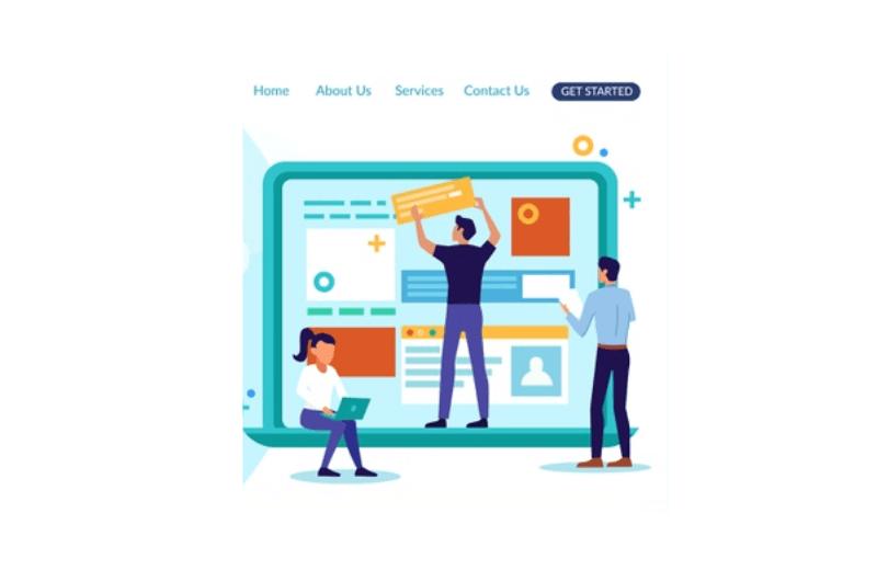 Maintaining website